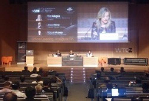 """Alegría destaca que la innovación debe ejercer de """"acelerador"""" de las ventajas competitivas que tiene Aragón"""