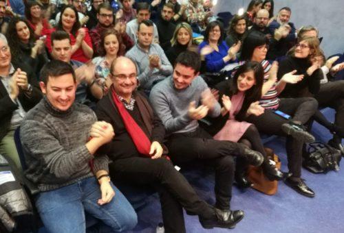 Un Plan de Empleabilidad para los jóvenes en Aragón, apuesta firme de Lambán para 2018