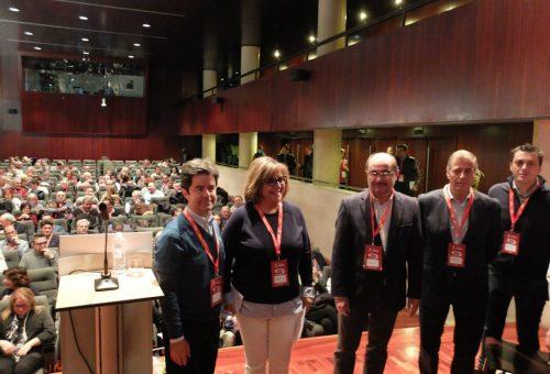 La nueva Ejecutiva Provincial del PSOE del Alto Aragón se renueva en un 75% e incorpora mayoría de mujeres