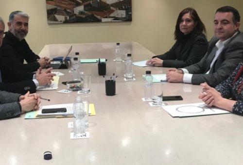 Gobierno de Aragón y Podemos alcanzan un acuerdo para avanzar en la tramitación de los Presupuestos de 2018