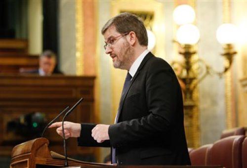 El PSOE solicita la comparecencia del Secretario de Estado de Seguridad por los asesinatos de Andorra y Albalate