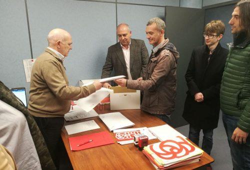 Juan Antonio Sánchez Quero, secretario general del PSOE Zaragoza