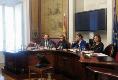 Mayte Pérez pide que el pacto estatal por la Educación incluya más financiación para programas territoriales y corresponsabilidad de los ayuntamientos