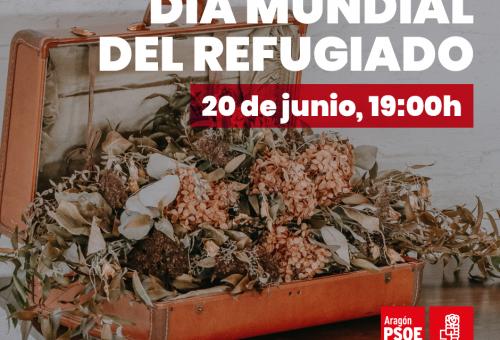 Manifiesto por el Día Internacional de los Refugiados