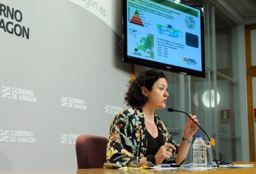 El Gobierno de Aragón invertirá 450.000 euros para fomento de la economía circular en el marco de la gestión de residuos en Teruel