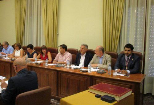 El Grupo del PSOE en la DPT presenta una propuesta para pedir al equipo de gobierno que mejore y repare la carretera entre Teruel y los barrios pedáneos de Castralvo y Aldehuela