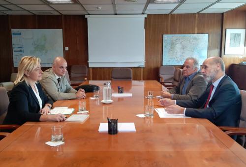 """Gastón destaca la """"receptividad y empatía"""" del Ministerio de Transición Energética ante la situación de las Cuencas Mineras"""
