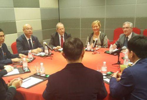 """Aragón concluye su viaje a China con """"las expectativas cumplidas"""" tras afianzar alianzas institucionales y empresariales"""