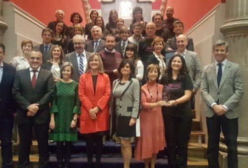 Pilar Alegría destaca el trabajo del Gobierno de Aragón para generar consensos políticos y sociales en torno a la ciencia