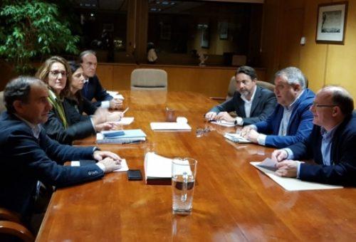 El Gobierno de Aragón recibirá 12,6 millones del Ministerio de Industria y aporta otros 4,2 millones para financiar 27 proyectos de infraestructuras del Plan MINER 2013-2018