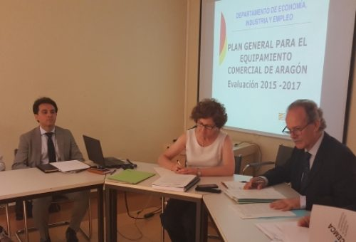 El Gobierno de Aragón destina 1,5 millones a ayudas para la promoción y dinamización comercial a través de asociaciones
