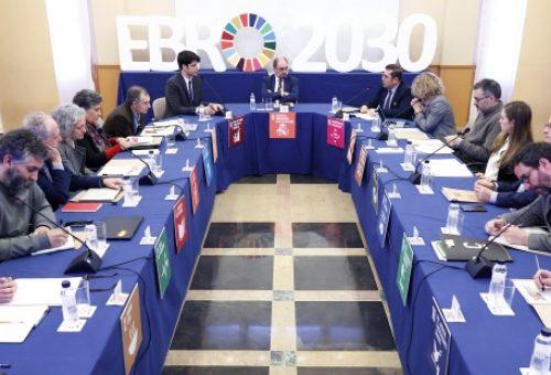 """El """"Consejo del Futuro de Aragón"""" inicia su dinámica con una experiencia piloto de gobernanza abierta dentro del proyecto Ebro 2030"""