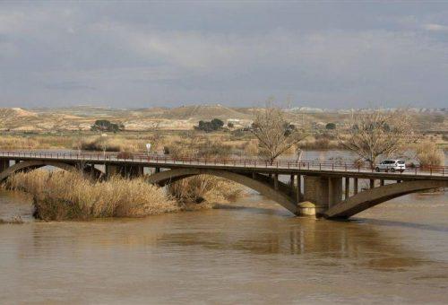 Aprobada una inversión de 5 millones de euros para la rehabilitación del puente sobre el río Ebro en Gelsa