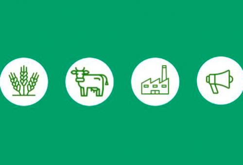 El Gobierno de Aragón publica un catálogo de buenas prácticas para favorecer la adaptación del sector agrario al cambio climático