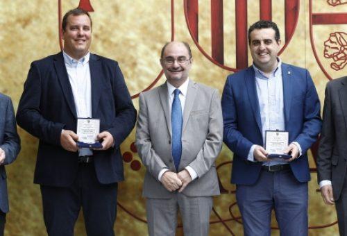 El Presidente de Aragón defiende el apoyo a las organizaciones agrarias como agentes activos en el freno a la hemorragia demográfica y un cambio de la PAC