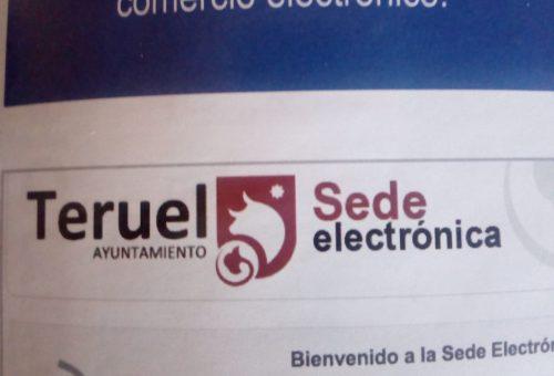 """Samuel Morón: """"La alcaldesa es la máxima responsable de que el concejal de turismo tenga registrada la marca <i>Teruel ciudad del amor</i> al nombre de la empresa en que trabaja, ella no tendría que haber permitido esta situación"""""""