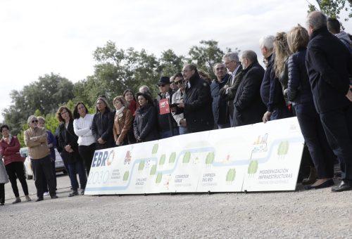 Pradilla reúne a representantes socialistas de 25 municipios de la ribera y establecen una ruta de actuación en el marco de la agenda 2030
