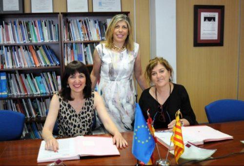 El INAEM firma con la Universidad un convenio de 905.000 euros para la inserción laboral de los universitarios