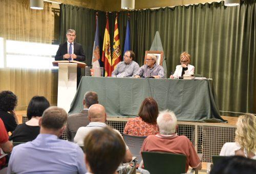 Guillén destaca la culminación de la estructura institucional de la Comunidad con la Comarca Central