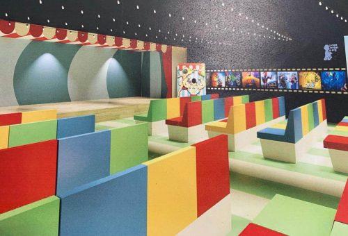 El Hospital Infantil contará en octubre con un cine para los niños ingresados
