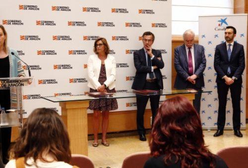 El Gobierno de Aragón y CaixaBank apoyan a las empresas vinculadas al Camino de Santiago en su preparación para el Xacobeo 2021