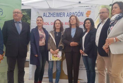 """Ventura: """"La sociedad debe estar concienciada porque el Alzhéimer nos puede tocar a todos"""""""