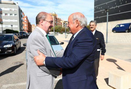 El Gobierno de Aragón seguirá fomentando la modernización de regadíos con nuevas ayudas por valor de 20 millones de euros