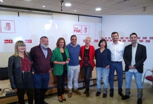 """Mayte Pérez: """"El único partido capaz de desbloquear la situación actual de nuestro país es el PSOE"""""""