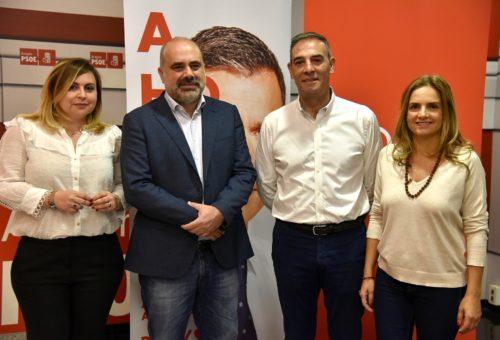 Sumelzo pide al voto para el PSOE porque este país necesita un gobierno progresista, sólido y cohesionado