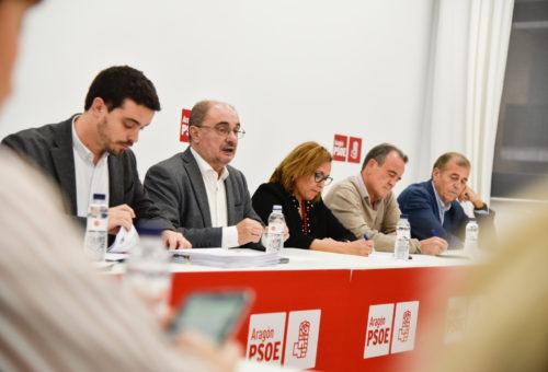 """Villagrasa: """"Mostramos nuestro rotundo apoyo a Pedro Sánchez en su trabajo para formar gobierno"""""""