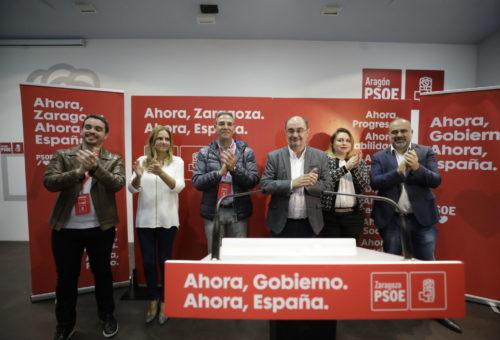 El PSOE vuelve a ganar las elecciones generales