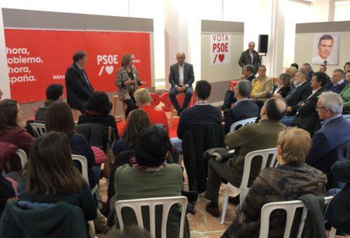 El PSOE pone en valor el Estado de las Autonomías y la importancia de generar alianzas entre las distintas instituciones