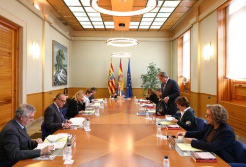 El proyecto de ley de Presupuestos de la Comunidad Autónoma para 2020 crece un 4,87% y asciende a 6.466.530.737 euros
