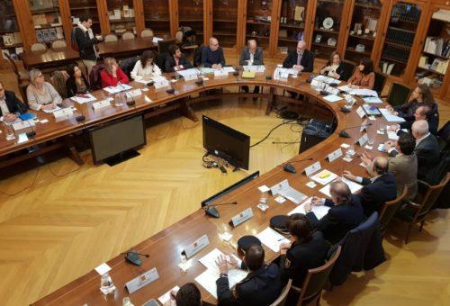 """La consejera de Presidencia anuncia la revisión de la Ley del Juego de Aragón """"para adaptarla a la sociedad actual"""""""