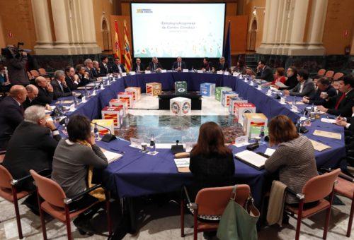 El Consejo Aragonés del Clima se pone en marcha con el objetivo de elaborar la Ley Aragonesa de Cambio Climático y Transición Ecológica a partir de 2020