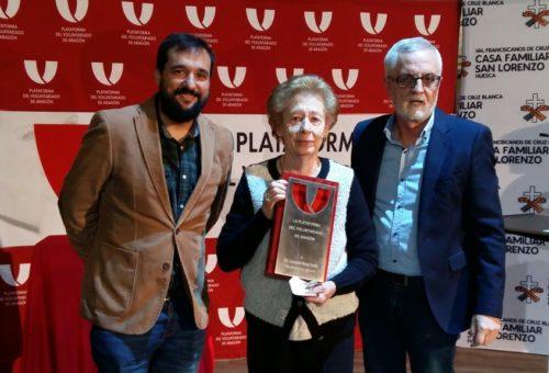"""Raúl Oliván anima a proteger y promover el voluntariado como """"la escuela de ciudadanos que garantiza la cohesión social"""""""