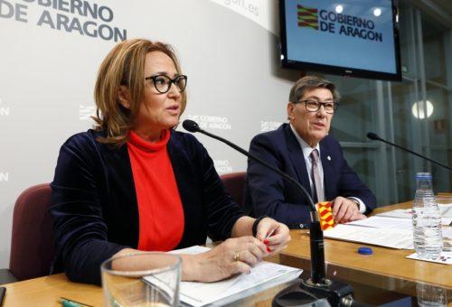El Gobierno de Aragón impulsará 38 proyectos de ley durante el año 2020