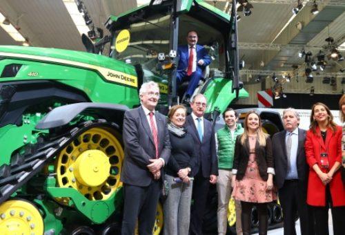 Lambán anuncia 19 millones de euros en nuevas ayudas a la agroindustria para la transformación y comercialización