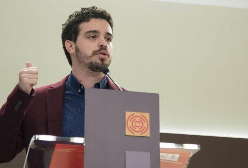 """Villagrasa: """"En el PSOE militamos en una doble condición: somos socialistas y feministas"""""""