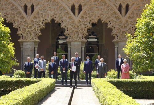 Aragón, pionera en presentar una Estrategia para la Recuperación Social y Económica, con casi unanimidad política e institucional