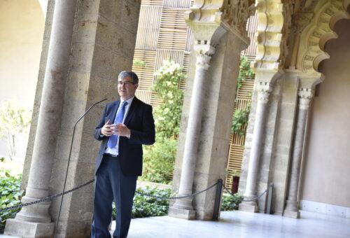 """Guillén: """"Con la firma de este acuerdo, respondemos mediante el consenso a las demandas de la ciudadanía"""""""