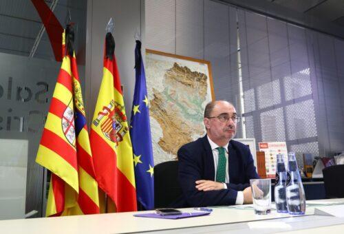 Lambán autorizará la movilidad interprovincial en Aragón a partir del 8 de junio