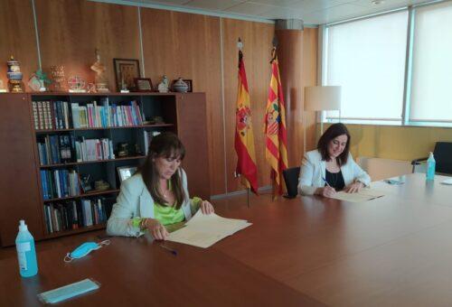 Aragón distribuirá mascarillas entre la población vulnerable