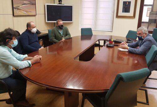 El Gobierno de Aragón abrirá una línea de préstamos subvencionables para los invernaderos de los hortelanos afectados por Filomena