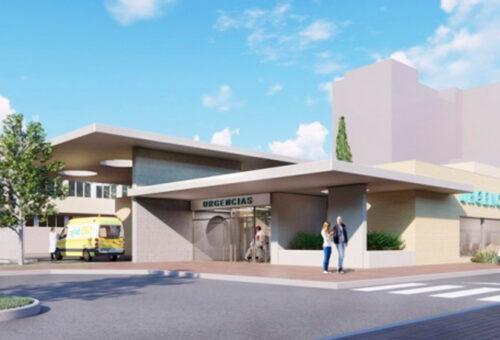 El Hospital Universitario San Jorge de Huesca inicia la construcción de su nueva Unidad de Urgencias