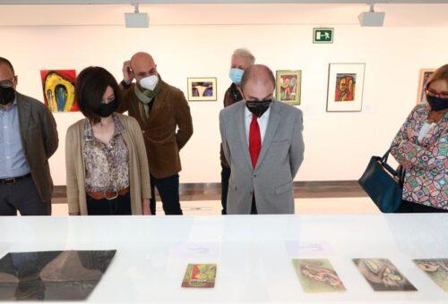 Lambán invita a disfrutar de la cultura segura a la que Aragón ha apoyado durante la pandemia con más de cinco millones de ayudas