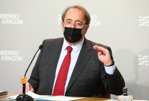 Aprobado un gasto no financiero de 6.080 millones para 2022,el segundo más elevado de la historia en Aragón