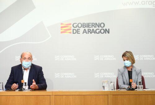 El Gobierno de Lambán pone en marcha la nueva prestación para cubrir situaciones de vulnerabilidad que no recoge el Ingreso Mínimo Vital